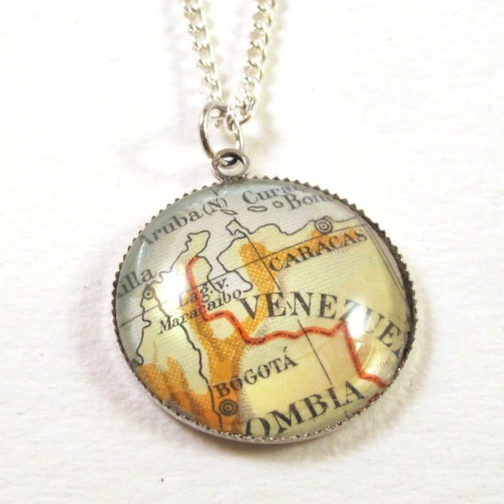 Necklace - Latin America variations 20 mm