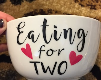 Eating for Two Decal