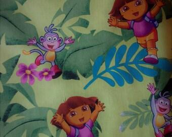Kids jungle fabric etsy for Kids jungle fabric
