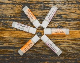 Mix-N-Match 3 Organic Lip Balms (any variety)