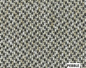 Upholstery Grade Linen Look Upholstery Sofa Fabric Ibanez by the yard