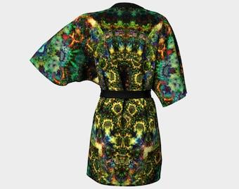 Xerxes Trippy Original Kimono Robe