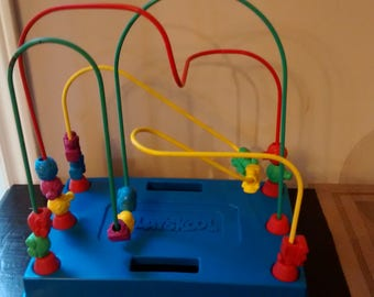 Playskool BUSY BEADS
