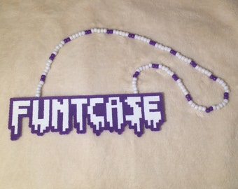 Custom Funtcase Kandi Necklace