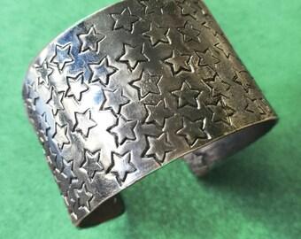 recycled bracelet STARS