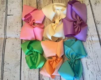 Big Bow Clips