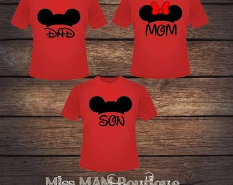 Disney Family Shirts