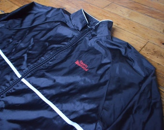 Vintage 90s Sports Illustrated Light Zip-Up Jacket/Coat