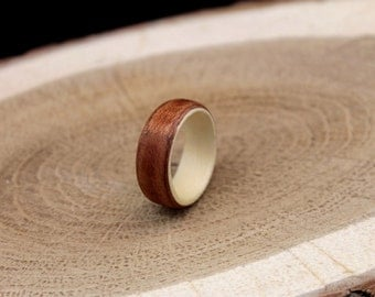Bentwood ring, wood ring, wood rings, bentwood ring, bentwood, bentwood band, bentwood rings, bent wood, wood ring maple, wood,  wood rings