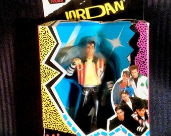 New Kids On The Block Doll - Jordan