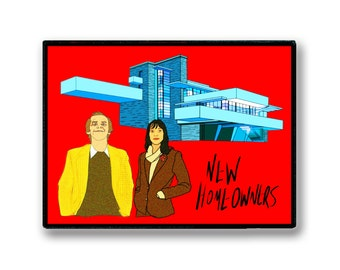 New Homeowners Patch (Shining/Frank Lloyd Wright)