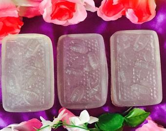 Items Similar To Lemon And Honey Glycerin Soap Handmade