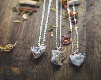 Beautiful Ocho Geode Necklace | Geode necklace | Handmade necklace | Geode jewelry