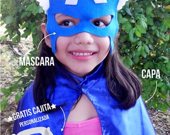 Superhero layers and masks