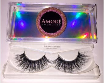 SHOW STOPPER Luxe Lashes - Amoré Cosmetics