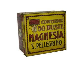 Tin box Magnesia