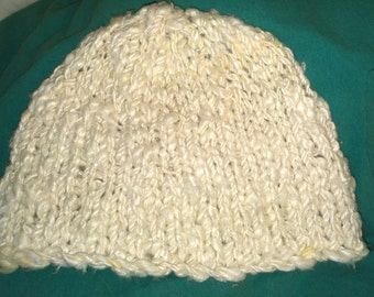 Wabi Sabi Tussah Silk Hat