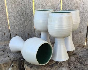Ceramic Goblets (set of 4)