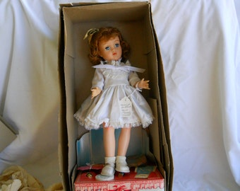 Ideal's Doll of Beauty ....in Original Box ..with Accessories...and Papers