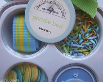 Doodlebug Design Inc | Goodie Box | Baby Boy
