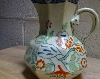 Lovely Old Masons Jug/Pitcher/Vintage/Highly Collectable