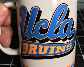 Custom Made UCLA Coffee Mug