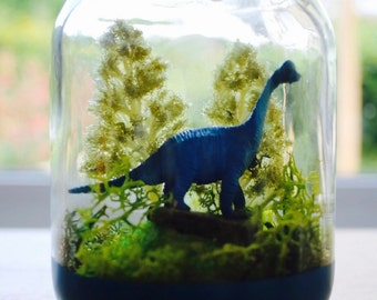 Light-up Dinosaur Jar