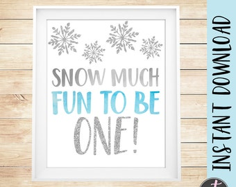 Boy Winter Onederland Birthday Sign, Boy Winter First Birthday Sign, Winter Onederland Party, Winter Onederland Sign, Blue Winter Onderland