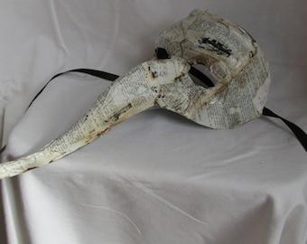Venetian Long Nose, Masquerade, Mardi Gras Mask