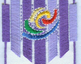 Football Club FC Istres OP Ouest Provence FCIOP French France Patch
