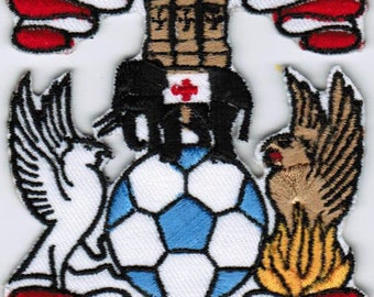 Coventry City Soccer Football England Embroidered Patch