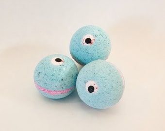 Eye Candy - Custom Bath Bomb - Monster Cyclops - Halloween