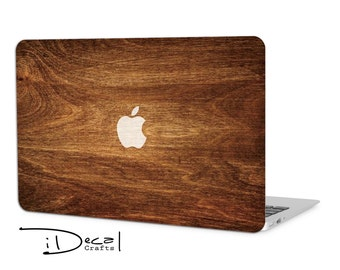 wood macbook decal macbook skin macbook sticker new Macbook Mac Air 11 Macbook Air 13 &Mac Pro 13 Retina Macbook 12 Macbook Pro 15 Retina