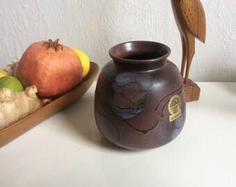 Vintage german Ruscha 801  vase flower decor