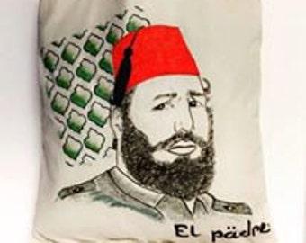 Tote bag Fidel Castro