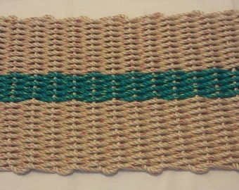 "Med Multi- colour stripped Door Mat 18"" X 32"""