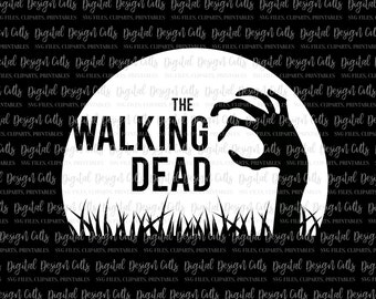 Walking Dead SVG, Walking Dead DIY, Walking Dead Design, Walking Dead Fan, Walking Dead T-shirt, Walking Dead Cutting File, The Walking Dead