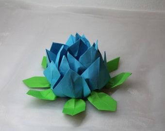 Lotus Flower Centerpiece / Wedding Decoration / Party Decoration / Table Decoration