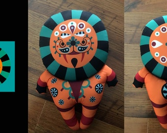 PURR :3 Decorative Stuffed Animal