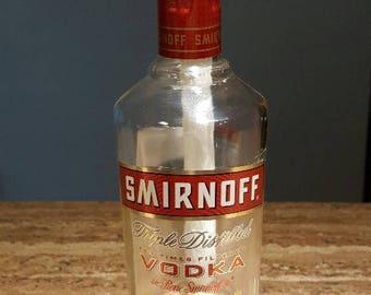 Smirnoff Vodka Bottle Tiki Torch (TT108)