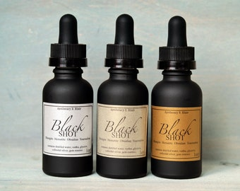 BLACK S.H.O.T Signature Blend Gem Elixir (LTD Edition)