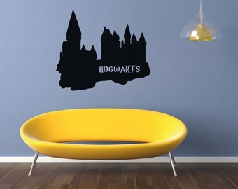 Harry Potter Hogwarts Wall Sticker Deal, For Children's Room & Nursery, Magic, Wizards