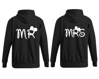 Hoodie Mr. & Mrs.