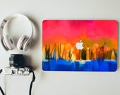 Macbook Decal Landscape Painting Apple Laptop Stickers Mac Skin