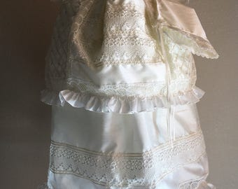 Girl Baptism dress