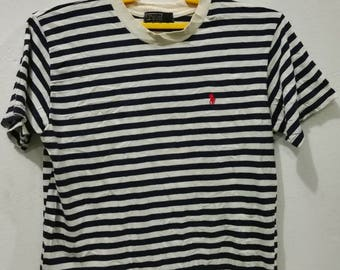 Rare polo Ralph Lauren small pony t-shirt S size