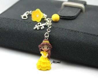 Kawaii Princess beadworks//calendar//fanart for decoration or craft bag