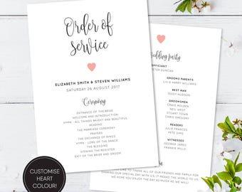 celestial church order of service pdf