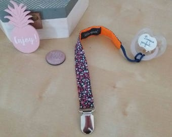 BALANCE pacifier clip / pacifier liberty-20% with coupon code: SOLDESSUMMER20