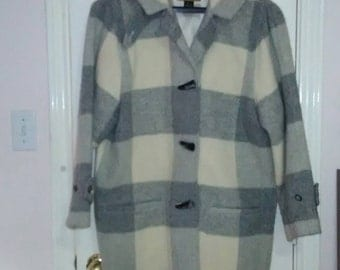 Ralph Lauren women wool coat sz large